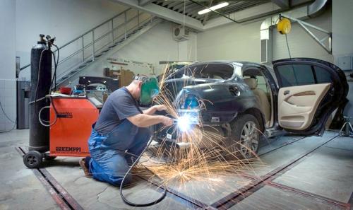 Методы экономии на ремонте автомобилей